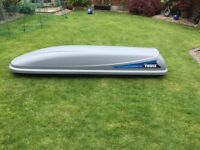 Thule Sweden 500 roof box