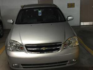 2005 Chevrolet Optra Sedan LS 22000km