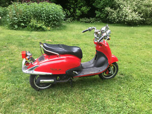 Tomos Scooter low mileage