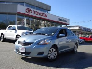 Toyota Yaris Convenience Package 2009
