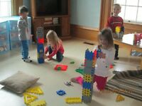Casual part-time child care space - TODDLER