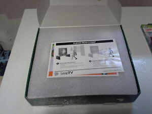 Leap Tv and 4 games London Ontario image 2