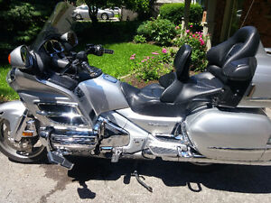 05 Gold Wing in perfect condition.