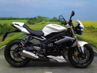 Triumph Street triple ABS *One owner low miles and VERY clean!*