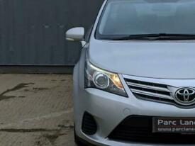 2012 Toyota AVENSIS 2.0 D4D T2 ** GREAT VALUE, FULL SERVICE HISTORY ** 2 Saloon