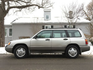 1999 Subaru Forester Wagon - AS IS
