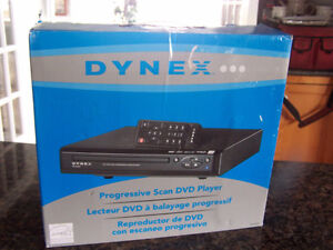 BRAND NEW PROGESSIVE SCAN DVD PLAYER