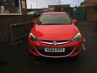2013 Vauxhall Astra 2.0 CDTi 16v SRi 5dr (start/stop)