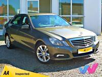 Mercedes E Class 3.0 E350 Cdi Blueefficiency Avantgarde Saloon