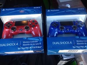 Wireless PS4 Controllers - Factory Sealed
