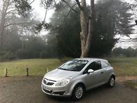 2009 Vauxhall Corsa Van 1.3 CDTi 16v Van Silver