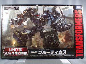 Transformers Takara Unite Warrior Bruticus UW-07 MISB