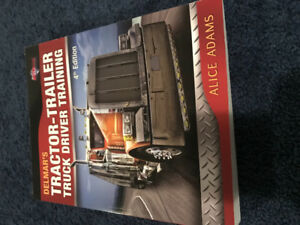 Tractor Trailer Training Book (NEW)