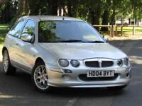 MG/ MGF ZR 1.4 105**2 FAMILY OWNER SINCE NEW**ONLY 29,000 MILES**