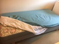 Ikea single bed and mattress good condition