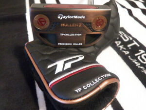 """NEW RH TAYLORMADE TP COLLECTION BLACK COPPER MULLEN 2 PUTTER 36"""""""