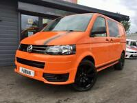 2013 Volkswagen Transporter 2.0TDi 140PS SWB T32 **Orange - Day Van - No VAT**