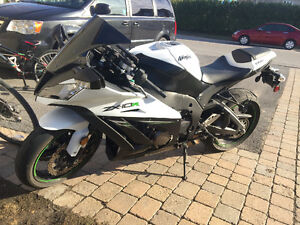 Zx10r 2014 perfect