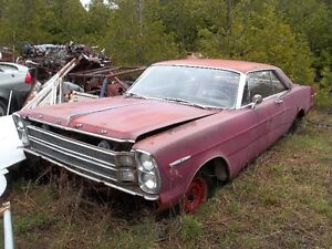 1966 Ford Galaxie for parts