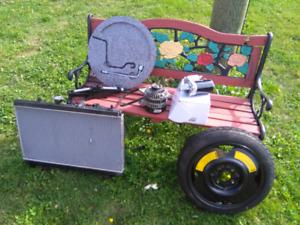 Lot of Kia Rio car parts!!