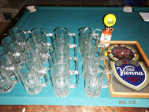 beer glasses Campbell River Comox Valley Area image 1