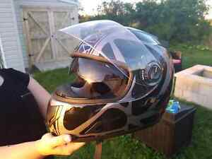 CKX Helmet (size Medium) - Warn Once. $75 obo