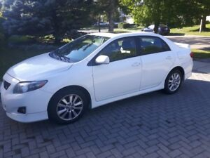 Used 2010 Toyota Corolla Sport for sale!!