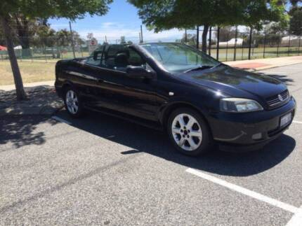 2002 Holden Astra Convertible Automatic