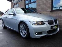 2008 BMW 3 SERIES 325I M SPORT COUPE PETROL
