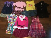 4 yr old girl clothing 70 pieces $1-$4/item