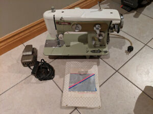Riccar vintage sewing machine