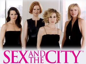 Sex and the City - DVDV Seasons 1, 2, 3, 5 and 6