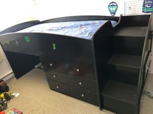 Kids Bed and mattress for sale