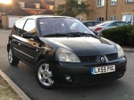 2005 Renault Clio 1.2 16v Dynamique Hatchback 3dr Petrol Manual (139 g/km,