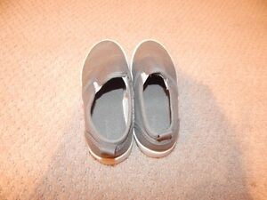 Grey shoes (size 10)