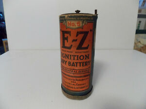 Ignition Dry Battery Kitchener / Waterloo Kitchener Area image 1