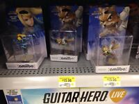 Amiibo available at Taylor ave Walmart