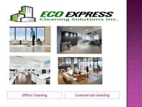 Downtown Commercial  Cleaning Services