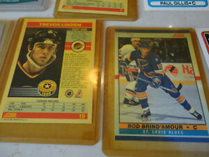 1990's Sports cards 14 total - Hockey, Baseball & Football Kitchener / Waterloo Kitchener Area image 2