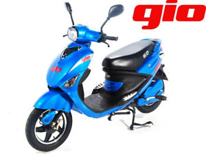 Scooter electrique gio