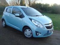 Chevrolet Spark 1.0 2012 LS, 66k. f.s.h. great condition £30 per year tax