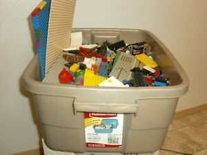 Bin of lego mix