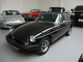 MG/ MGF B GT 1.8 Coupe, 1976 P, Black with Black Leather, Lovely Example!