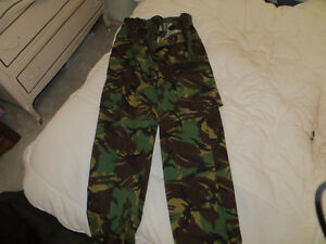 British Army Pants