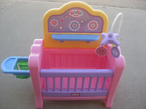 Little Tikes Baby Doll Crib/Change Table
