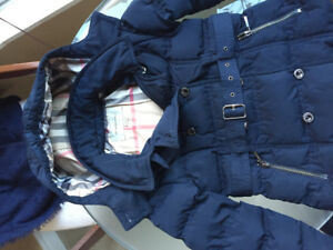 Burberry authentic classic warm girl jacket