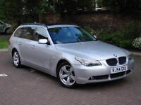 EXCELLENT ESTATE!!! 54 REG BMW 5 SERIES 525I SE AUTO TOURING 5dr. PANROOF