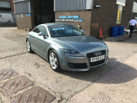2008 58 AUDI TT 2.0 FSI COUPE AUTO TIP TRONIC 100000 MILES, FULL SERVICE HISTORY