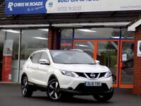 2016 16 NISSAN QASHQAI 1.5 DCI N-CONNECTA 5DR * LEATHER PAN ROOF * DIESEL