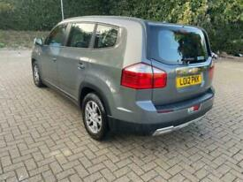 2012 Chevrolet Orlando 2.0 VCDi LT 5dr MPV Diesel Automatic